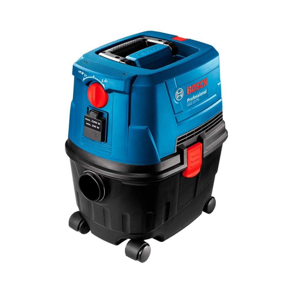 Aspirador Bosch en húmedo/seco Mod: Gas 15 ps