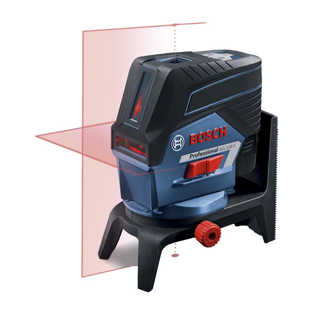 Nivel Láser Bosch Combinado 50 Mts Mod: c