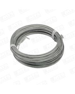 (dd)alambre galvanizado # 14 rollo 1 kg (rag14d01k) rgm