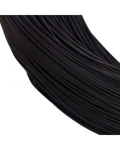 (cd) alambre negro # 14 rollo 25 kg.