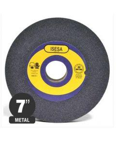 (dd) piedra esmeril recta cte. a 7 x 1 gr 24 isesa (950162)