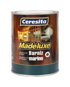 **barniz marino c/tinte ladrillo 1/4 gl ceresita 11381704 (e6)