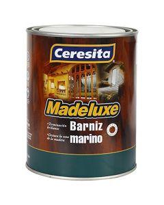 **barniz marino c/tinte nogal 1/4 gl ceresita 11227404 (e6)