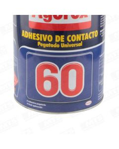Agorex 60 Adhesivo Contacto 1 Gl Henkel (284617) (e6)