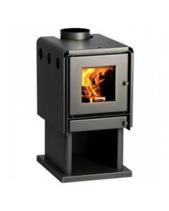 ( cd ) calefactor a leña limit 360 bosca (e1)