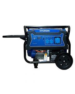 ** generador hyundai  5.5 kva gasolina p.electrica abierto (82hyg7750e) (e1)