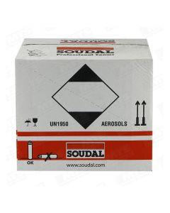 (dd) espuma poliuretano 500 ml soudal/tek bond (1003049905)