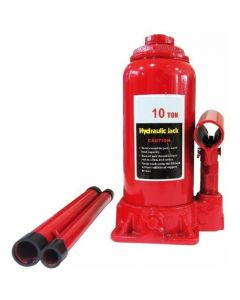 Gata Botella Smart Tools Hidraulica 10 Ton