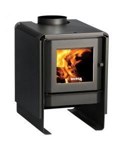 Calefactor a leña bosca mod eco 380  (e1) 101010033
