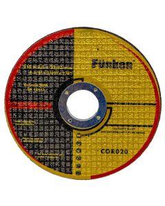 Disco Corte Metal Funken 4 1/2 x 2,5 mm