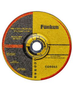 Disco Desbaste Metal Funken 7