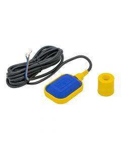 Interruptor de Nivel Big Bull para Estanque 5mts de Cable Mod: FLOAT SWITCH