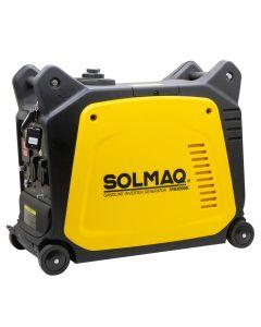 Generador Inverter Solmaq 3500 230V Gasolina P/Electrica Mod: XYG3500iE