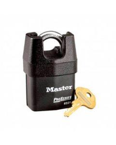 Candado Laminado Grillete Protegido Masterlock 6321D 55 mm