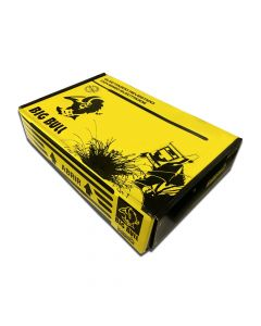 Electrodo Soldadura 6011 5/32 BIG BULL (KG)