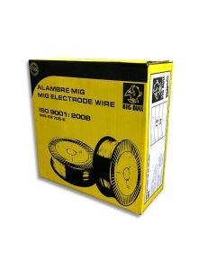 Electrodo Soldadura 7018 1/8 BIG BULL (KG)