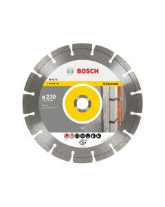 Disco Diamantado Bosch Segmentado 9'-Universal