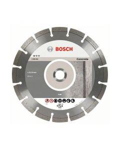 Disco Diamantado Segmentado Bosch 4 1/2'- Concreto