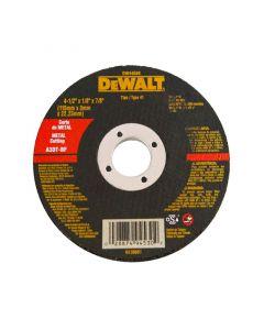 Disco Corte Metal 4 1/2' x 1/8' x 7/8' DEWALT