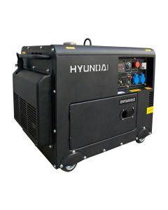 ** generador diesel 5/5.5 kw monofasico cerrado 78dhy6000se (e1)