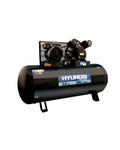 Compresor hyundai monofasico 3 hp 300 lt (78hyac300c)
