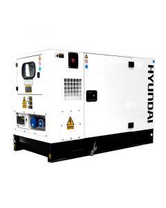 Generador diesel 11 kva cerrado hyundai (78dhy11kse)