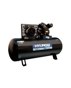 Compresor hyundai monofasico 2 hp 200 lt (78hyac200c)