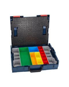 Maleta Herramientas Bosch 13 pcs Mod: L-Boxx 102
