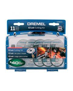 Kit 11 ACC de Corte EZ Lock DREMEL