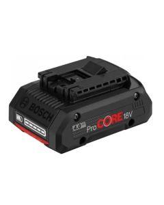 Batería ProCORE Bosch 4 Ah 18V 1600A016GB000