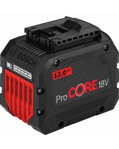 Bateria procore 18 v 12.0 ah bosc (1600.a01.6gu.000)  (e1)
