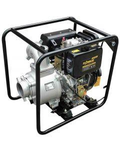 Motobomba Flowmak 4 Diesel 1083 Lt/Min P/ Electrica Mod: LDP100CE