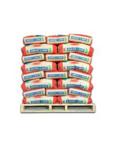 Pack 80 Sacos de Cemento La Unión de 42,5 KG 2 pallets