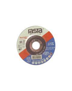 Disco Desbaste FE #3106 4 1/2' ' Rasta