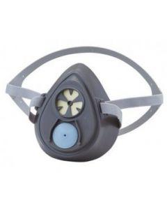 Mascara respirar mod. 3200 1 vias 3m (xh00386972-0) (e20)