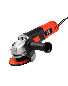 Esmeril Angular 4 1/2' G720 820 Watts Black & Decker