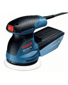 Lijadora Exentrica Bosch 250w Mod: Gex 125-1 ae