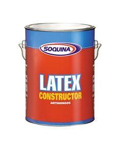LATEX CONSTRUCTOR ROJO COLONIAL GALON SOQUINA