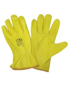 GUANTES CABRITILLA COLOR AMARILLO  WILLI