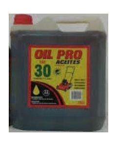 Aceite sae 30 5 lt. p/ motor bencinero vimak