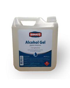 Alcohol Gel Bidon 5lt Bonato