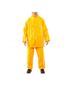 Traje MXT-300 Window Jardinera Amarillo XL