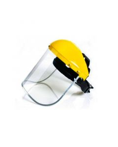 Casquete Porta Visor Amarillo