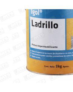 Igol Ladrillo Gl.3 Kg. Sika (5012373) (e4)