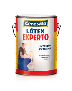*latex Experto Blanco Gl Ceresita 11402101 (e1)