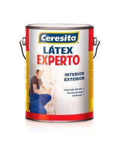 Latex Experto Blanco Ingles Galon Ceresita