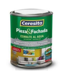 **esm. al agua pieza y fachada azul mediterraneo gl ceresita 11482801