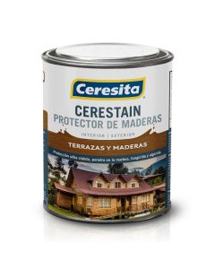 Cerestain Palo De Rosa 1/4 Galon  Ceresita (11380304)