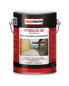 Vitrolux 60 Roble Claro Galon Chilcorrofin (32521101) (e1)