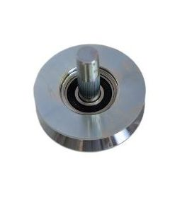 Rueda c/pasador  eco 64 mm (200 kg ) ducasse 10100112521 (e-20)